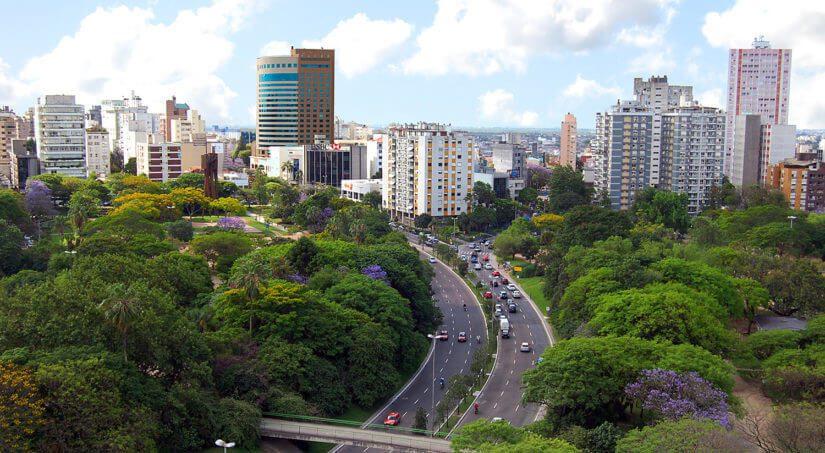 Avenida Goethe - Porto Alegre
