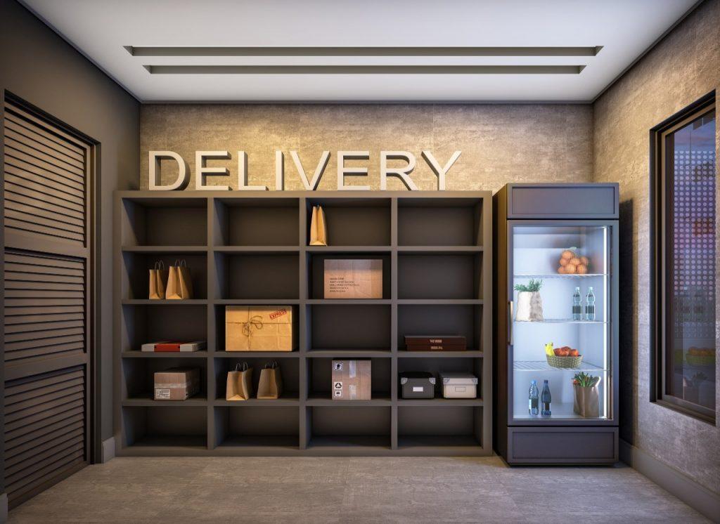 Delivery em condomínios