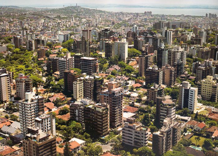 Bairro de luxo em Porto Alegre - Bela Vista