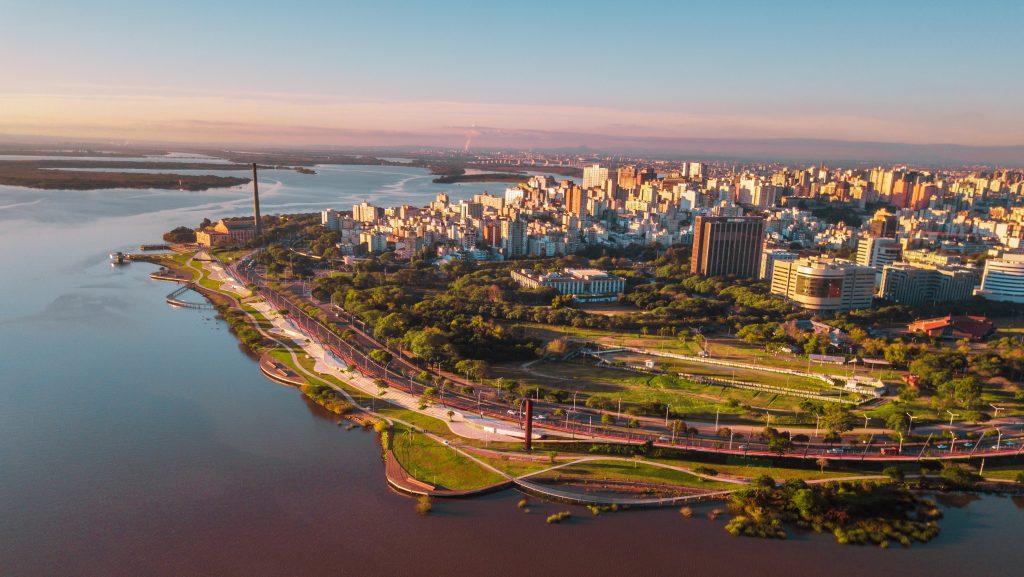 Bairros de luxo em Porto Alegre