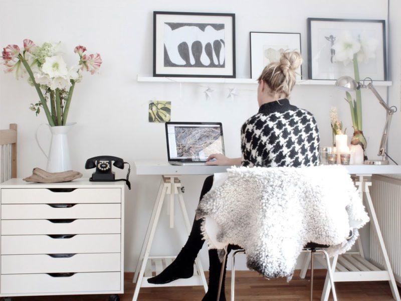 Escolher apartamento com home office