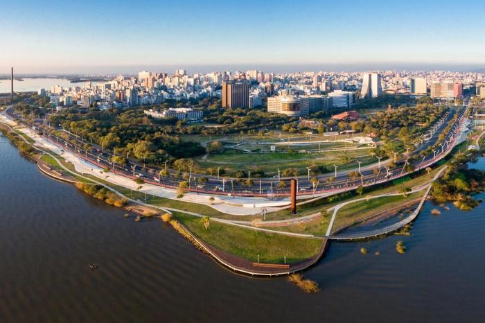 Imagem ilustrativa da cidade de Porto Alegre