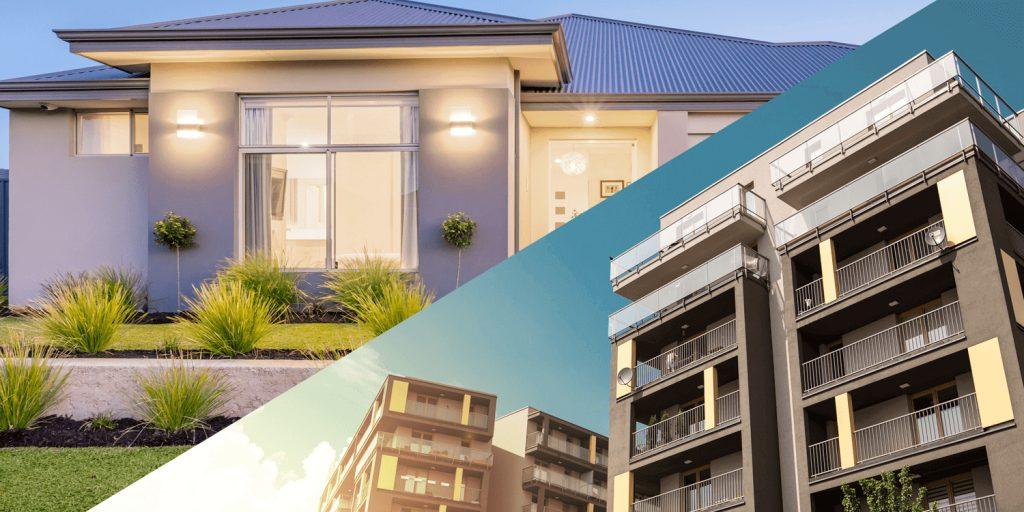 comprar apartamento ou casa