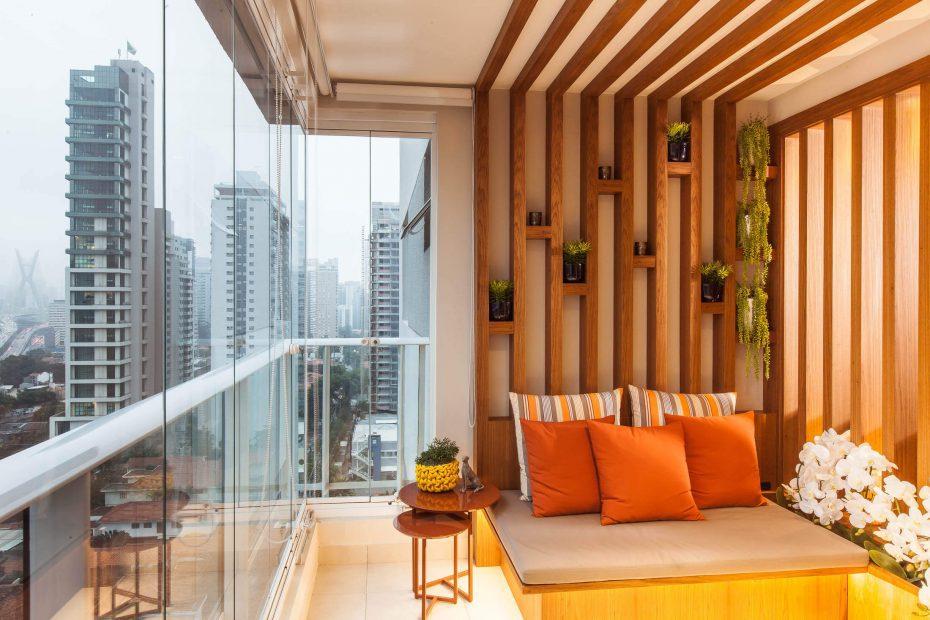sacada de apartamento e varanda: diferenças e principais benefícios