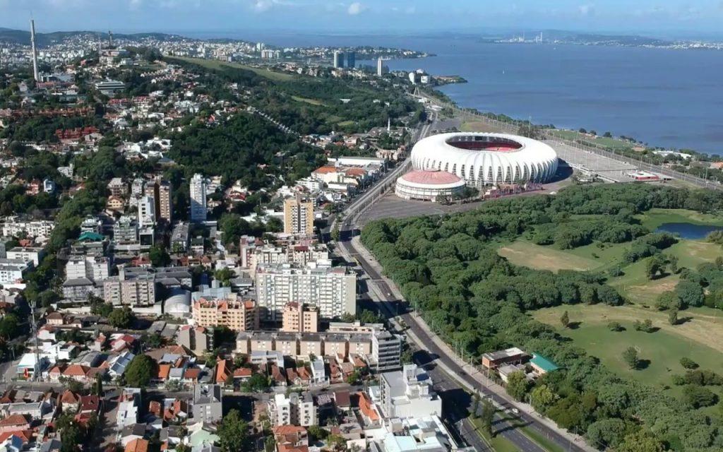 Bairro Menino Deus Porto Alegre