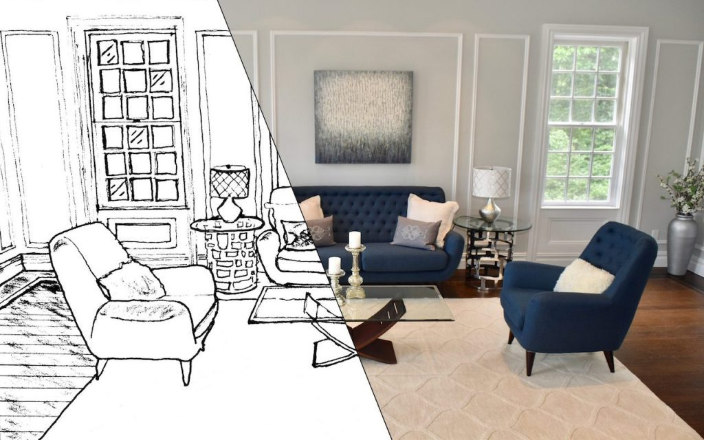 O que significa home staging?