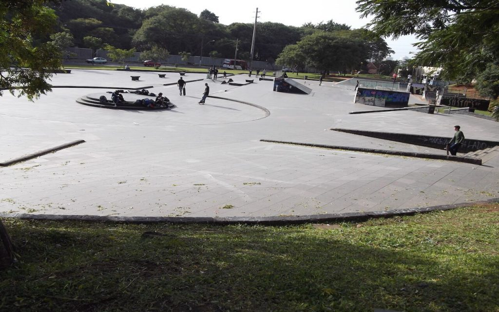 IAPI Skate Park Higienópolis