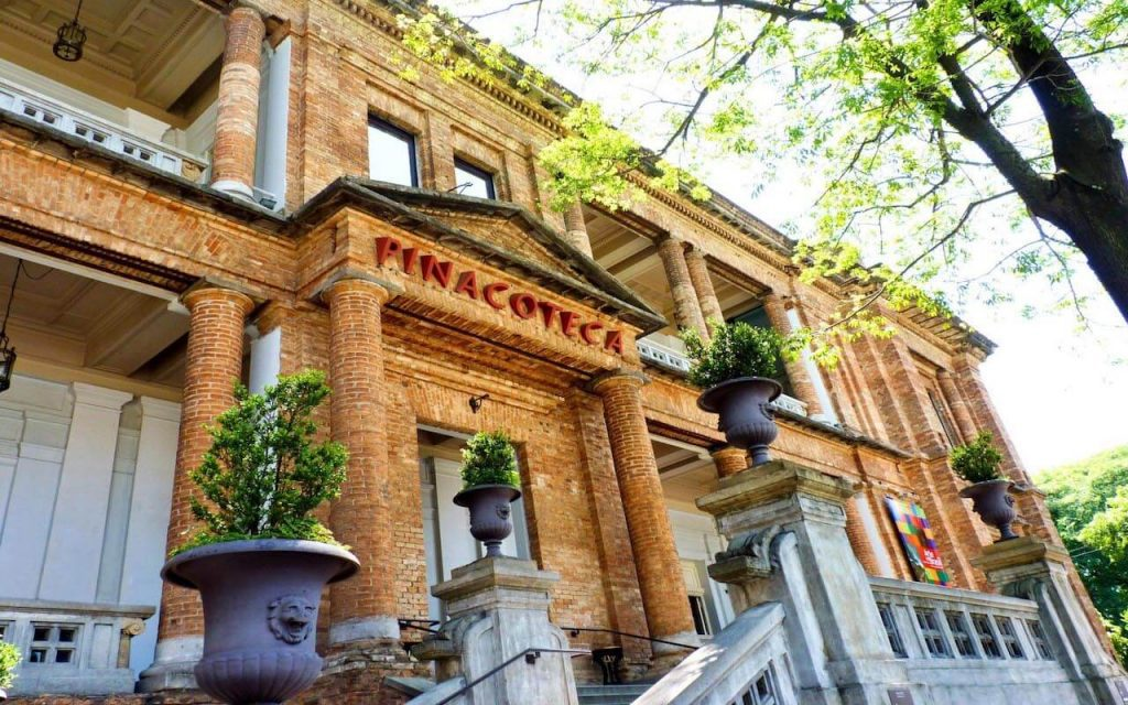 Pinacoteca SP Retrofit