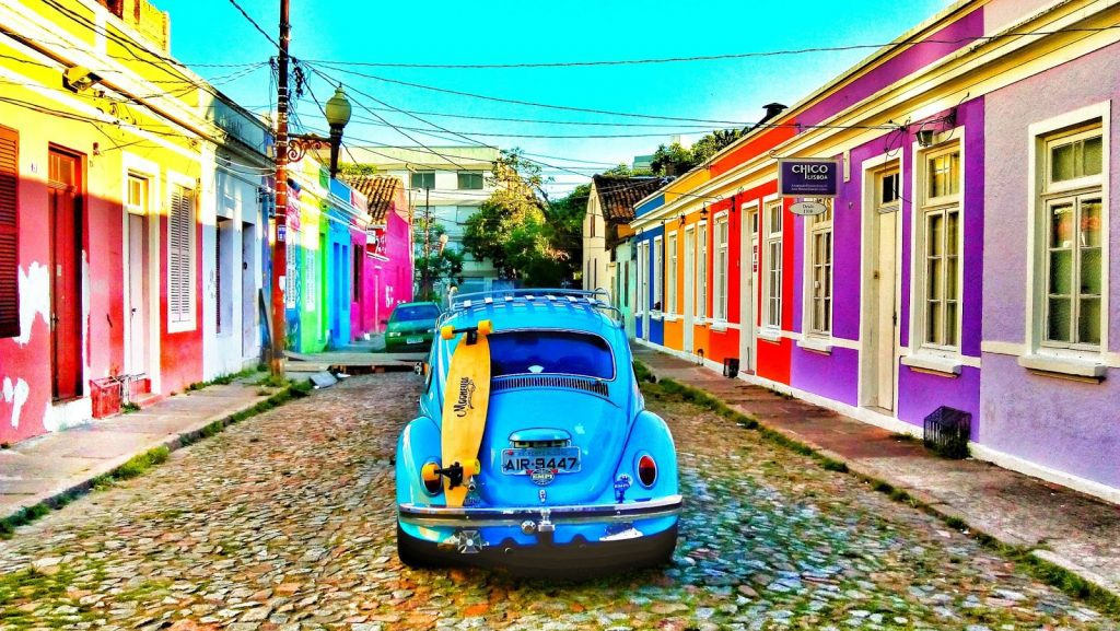 Como é morar na Cidade Baixa Porto Alegre?